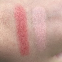 Makeup Geek: Mango Tango and Sorbet swatches